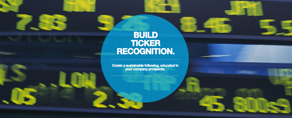 Build Ticker Recognition